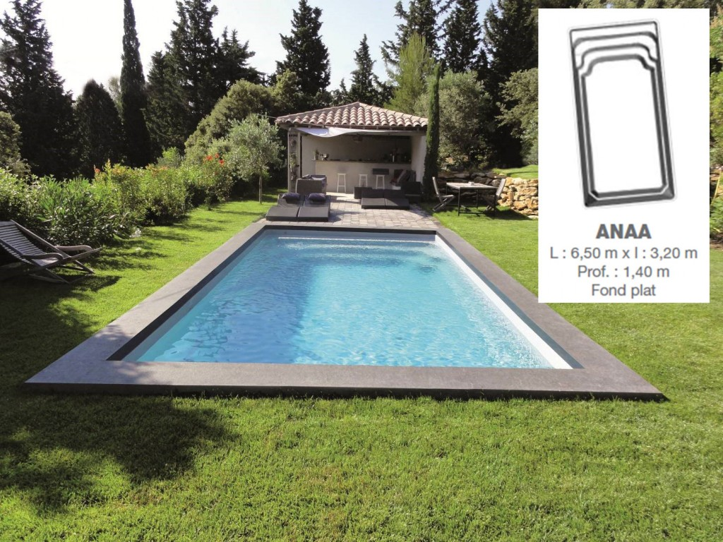 Piscine coque ou beton piscine beton liner rectangle for Comparatif piscine coque ou beton