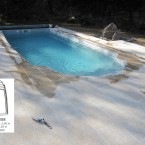 Piscine coque skiros